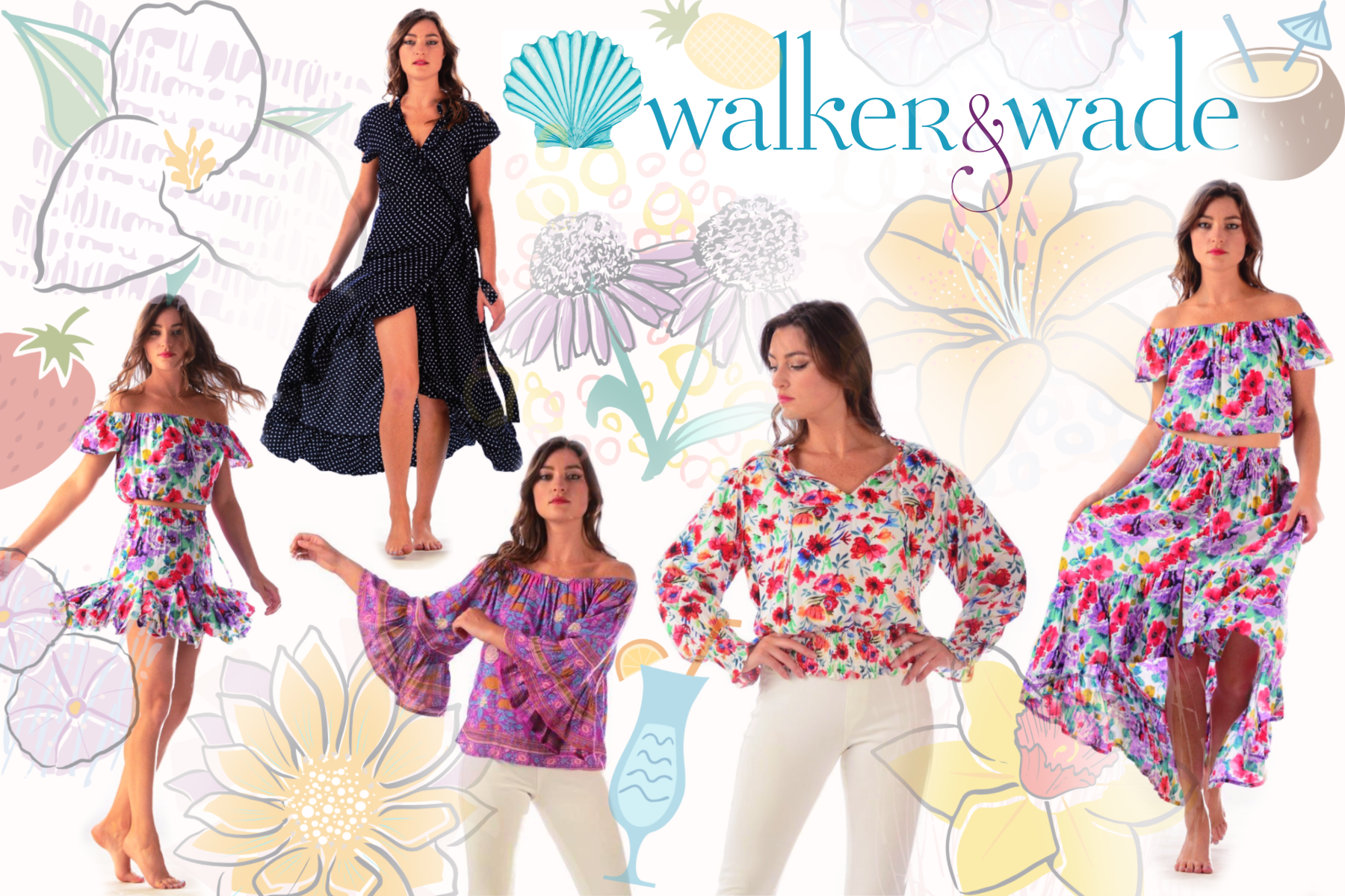 Walker&Wade | Beach to Table Resort Wear